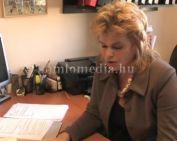 A sportközpont őszi programjairól beszélgettünk (Dr. Falusyné Nagy Ildikó)