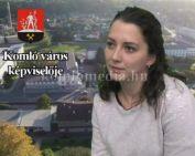 Bemutatkozik Szilvás-alsó városrész képviselője Dr. György Zóra