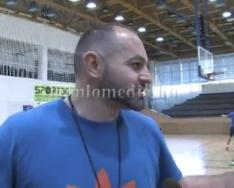 Bemutatkozik a kézilabdacsapat új edzője (Ratko Djurkovic)