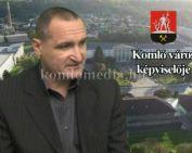 Bemutatkozik Szilvás-Somág képviselője Mink Ernő