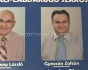 Ezüstérmes lett a DÖKE szektorlabda csapata (Gyozsán Zoltán)