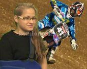 Ismét bajnok lett a MotoCross versenyző (Molnár Alexandra)