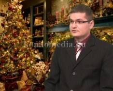 Karácsony igazi üzenetéről beszélt a lelkész úr (Horváth László)