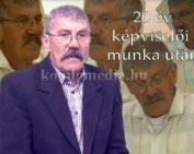 Mátyás János beszélt 20 éves munkájáról