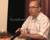 A komlomedia.hu fejlesztője beszélt az elmúlt évről (Csordos László)