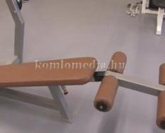 Új fitnesz központ nyílt Komlón (Ónódi Krisztián)