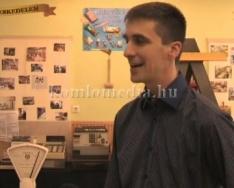 A szakképző iskola igazgatója értékelte az őszi félévet (Kovács Balázs)