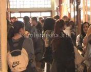 Bemutatkoztak a szakképzőiskola határon túli diákjai (Hauptman Gábor, Pál Gerzson)
