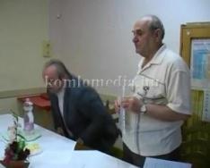 Bemutatkozik a Cukorbetegek klubjának új elnöke (Neff Imre, Valincsekné Varga Borbála)