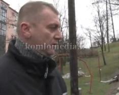 A városgondnokság vezetője beszélt a lépcsőrongálásokról (Bogyai László)