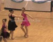 Kapronczai táncgála 2015