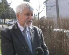 A polgármester beszélt a szanatórium helyzetéről (Polics József)