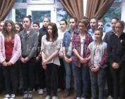 Március 15-ei műsor a Kodály Zoltán Általános Iskolában