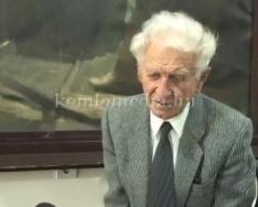 Rangos kitüntetést vehetett át városunk karnagya (Tóth Ferenc)