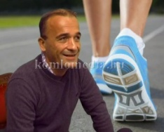 Visszatért a sport világába az egykori gyalogló (Ambrózi Balázs)