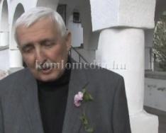 Hetvenedik születésnapját ünnepelte a híres építész (Dr Bachman Zoltán)