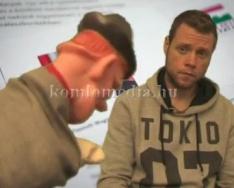 Csaba és Én - A nemzeti konzultáció