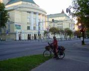 Kerékpárral a lappföldi Mikuláshoz (Szinyákovics Béla)