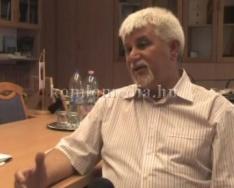 A lezajlott lakásberuházásokat értékelte a polgármester (Polics József)