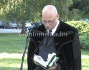 A református lelkész beszéde Trianonról (Németh Norbert, Jurátovics Balázs, Pintér Gábor,