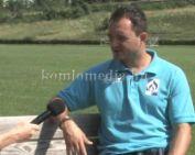 Felsőbb osztályba jutott a labdarúgócsapat (Varga Balázs)