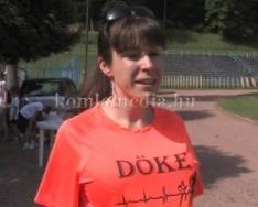 A DÖKE Négy évszak futás nyári állomásán jártunk (Balogh Bettina)