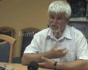 A polgármester értékelte az idei polgárőr napot (Polics József)