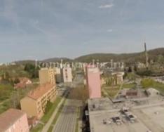 Légi felvétel a városunkról
