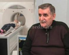 A férfi rákos megbetegedésekről (Szekeres Ernő)