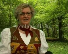 A Hét domb természetbarát egyesület munkájáról... (Őri Zsuzsanna)