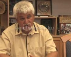A Komlói napok programjáról beszélt a polgármester (Polics József)