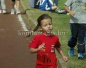 Négy évszak futás a nemzeti sporthét keretein belül (Balogh Bettina)