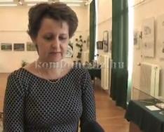 Fiatal alkotók kiállítása (Steinerbrunner Győzőné)