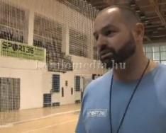 Megvan az első idei győzelme a kézilabda csapatnak (Ratko Djurkovic)
