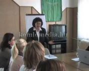 TÁMOP-os pályázat zárult le Pécsen (Dr. Kovács Katalin)