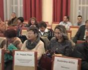 Kormányszóvívő tartott lakossági fórumot a városban