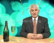 A polgármester újévi köszöntője (Polics József)
