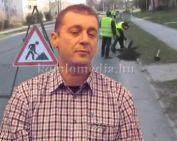 Sikeresen vette az első téli akadályt a Városgondnokság (Bogyai László)