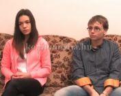 Diákok beszéltek jövőbeni terveikről (Cozac Ramóna, Lovász Zsolt)
