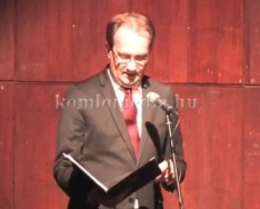 Dr. Hoppál Péter államtitkár beszéde a Magyar Kultúra hetén
