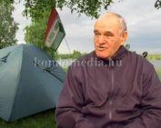 Legújabb terveiről beszélt a híres kerékpáros (Szinyákovics Béla)
