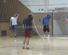 Két új játékos a kézilabdacsapatnál (Szigeti Szabolcs)