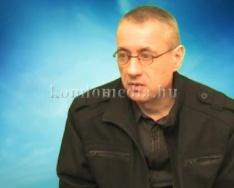 A lelkész úrral a család fontosságáról beszélgettünk (Molnár Imre)