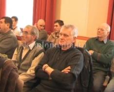 Megtartották közgyűlésüket a polgárőrök (Deák Imre)
