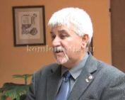 A polgárőrség munkáját értékelte a polgármester (Polics József)