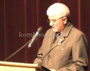 A polgármester úr március 15-ei beszéde