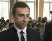 Kárpátaljai diákok nemzetiségi napja a középiskolában