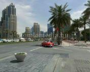A komlói veterán autó sikere Dubaiban (Tóth László, Schneider Zoltán)