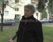 Kijavították a kátyúkat a Petőfi téren (Dezső Károly)