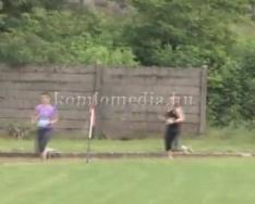 A 4 évszak futás nyári állomása (Balogh Bettina)